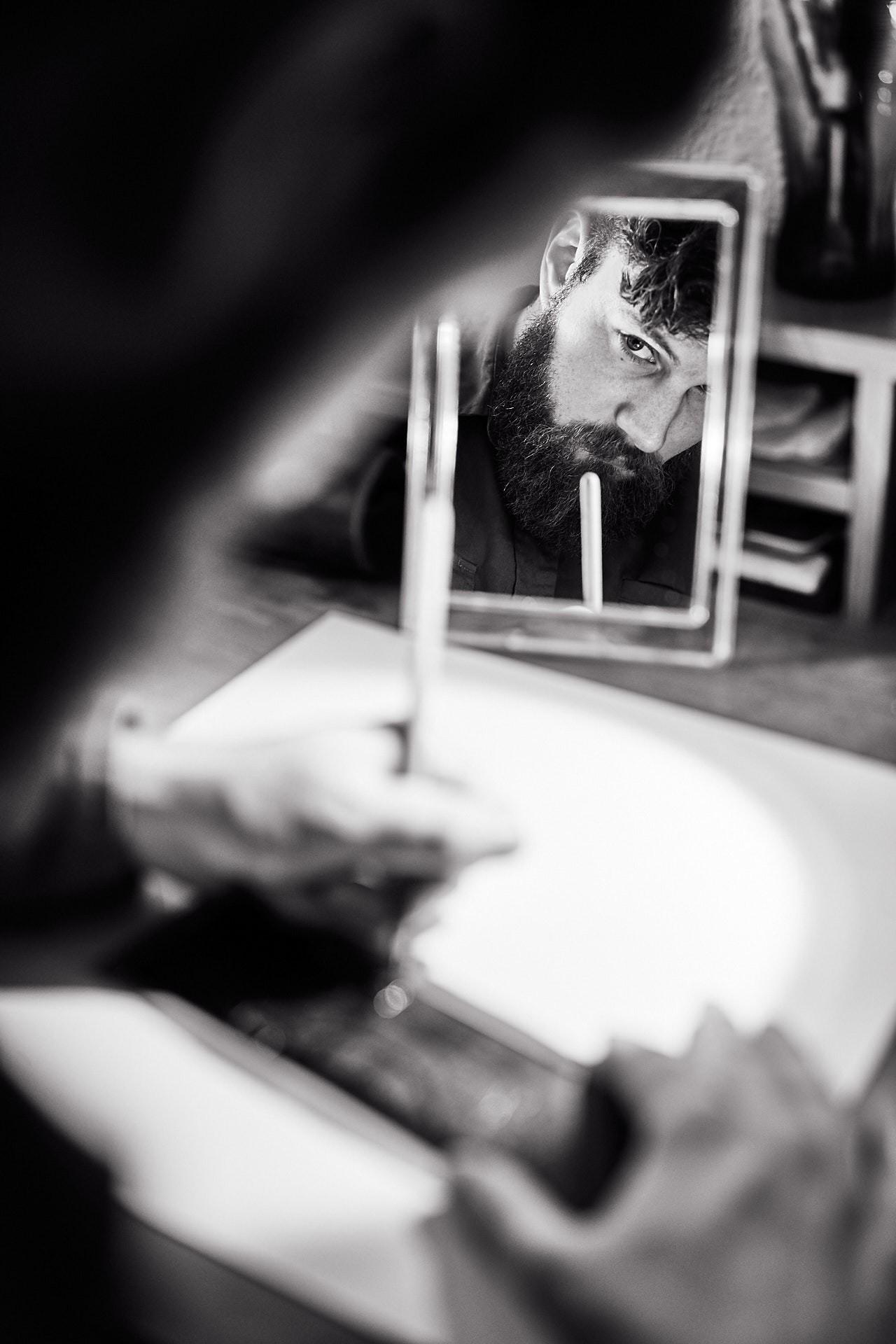 Studio Julian Kroehl Fine Artist Nicolaus Beilharz